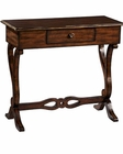 Console Table w/ Decorative Shaped Legs by Hekman HE-27354