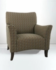 Contemporary Accent Chair Astro in Rockyroad Finish BH-47AC1