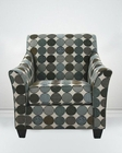 Contemporary Accent Chair EZ in Spectator Finish BH-47AC4