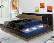 Contemporary Bed Made in Spain 33B612