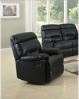 Contemporary Black Leather Chair MCFSF8009-C