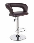 Contemporary Brown Bar Stool 44BR2-26-BRN