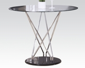 Contemporary Counter Height Table Ronli by Acme Furniture AC70930