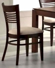 Contemporary Dining Dining Chair in Dark Walnut MO-6730CH( Set of 2 )