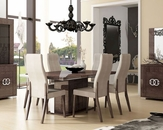 Contemporary Dining Set 33D501