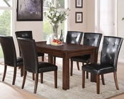 Contemporary Dining Set Easton by Acme AC71140SET