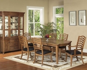 Contemporary Dining Set Selwyn by Acme Furniture AC60715SET