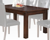 Contemporary Dining Table Easton by Acme AC71140