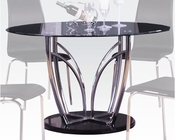 Contemporary Dining Table Elinor by Acme Furniture AC70710