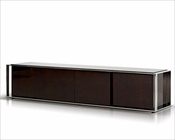 Contemporary Ebony Lacquer TV Entertainment Center 44ENT131F