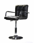 Contemporary Eco-Leather Swivel Chair 44DB05