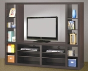 Contemporary Entertainment Wall Unit CO700620
