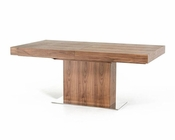 Contemporary Extendable Table 44D520-WAL