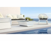 Contemporary Four-Piece Patio Set 44P230-SET