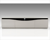 Contemporary Glossy Grey TV Unit 44ENT097
