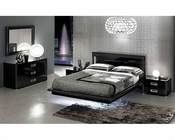 Contemporary Italian Bed Set 44B215SET