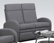 Contemporary Loveseat Azura by Acme Furniture AC51036