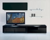 Contemporary Made in Italy TV Entertainment System 44ENTA2
