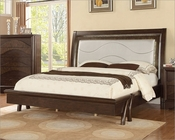Contemporary Post Bed MCFB367BED
