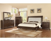 Contemporary Post Bedroom Set MCFB367SET