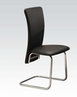 Contemporary Side Chair Riggan by Acme Furniture AC60203A (Set of 2)