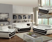 Contemporary Sofa Set Olina by Acme Furniture AC50145SET