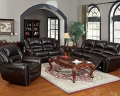 Contemporary Sofa Set w/ Motion Ralph by Acme Furniture AC50285SET