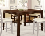 Contemporary Style Counter High Table MCFAD145-T