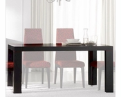Contemporary Style Dining Table Made in Spain 33D452