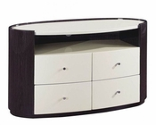 Contemporary TV Console Nora 35B78