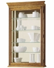 Contemporary Wall Curio Montreal by Howard Miller HM-685-106