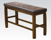 Counter Height Bench w/ Storage Morrison by Acme Furniture AC00847