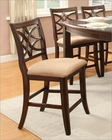 Counter Height Chair Keegan by Homelegance EL-2546-24 (Set of 2)