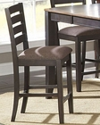 Counter Height Chair Natick by Homelegance EL-5341-24 (Set of 2)