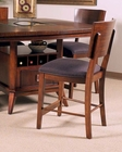 Counter Height Chair Perspective by Somerton SO-152-38 (Set of 2)