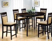 Counter Height Dining Room Set CO-100208s