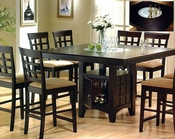 Counter Height Dining Room Set CO-100438s
