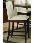 Counter Height Key Hole Chair by Homelegance EL-1410-24S2 (Set of 2)