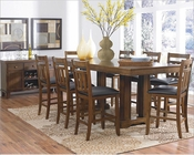 Counter Height Set Kirtland by Homelegance EL-1399-36XL-SET