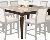 Counter Height Table Agatha by Acme Furniture AC72480