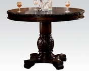 Counter Height Table Chateau De Ville Espresso by Acme AC64082
