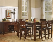 Countrer Height Dining Room Set Ameillia EL-586-36s