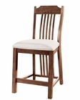 *Craftsman Counter Height Chair by Somerton SO-417-38 (Set of 2)