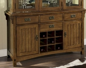 Craftsman Dining Buffet by Somerton Dwelling SO-417-72