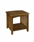 Craftsman End Table by Somerton Dwelling SO-417-02