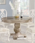 Cream 48in Round Table MCFD9301-RT