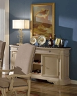 Cream Finish Sideboard by MCF Furnishings MCFD9801-SB