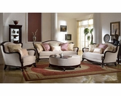 Creamy White Sofa Set MCFSF8600