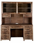 Credenza with Hutch Adler by Magnussen MG-H2596-30H