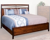 Crosswinds Bed by Sunny Designs SU-2377WM-BED